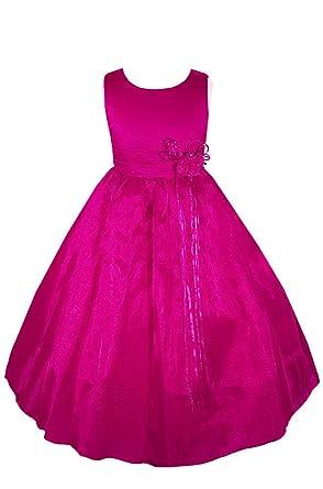 eff52087250 Amazon.com: AMJ Dresses Inc Clearance Little-Girls' Flower Girl ...