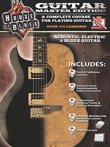House of Blues Guitar - Master Edition