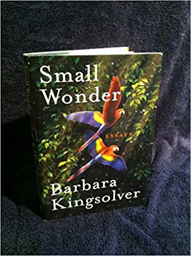 small wonder essays barbara kingsolver com books