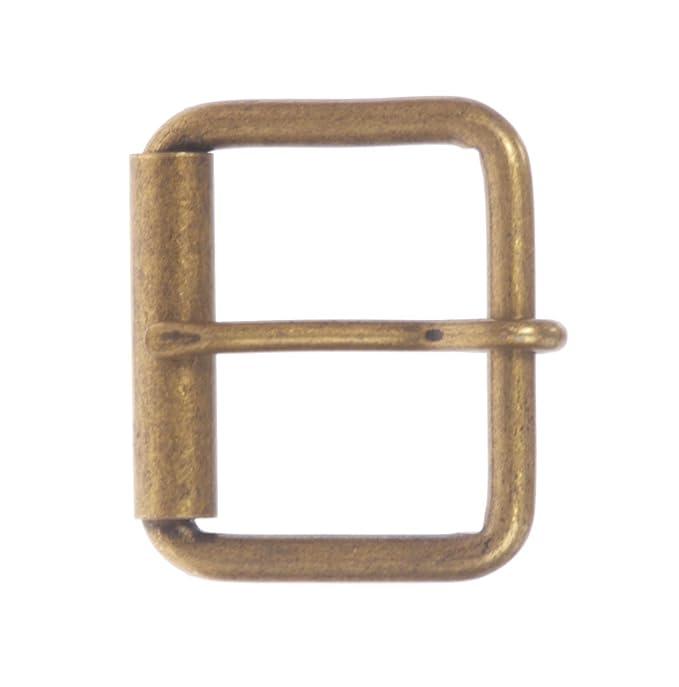 aus Stahl aus 5mm dickem 10 St/ücke Spange 45mm G/ürtelschnalle,Schnalle