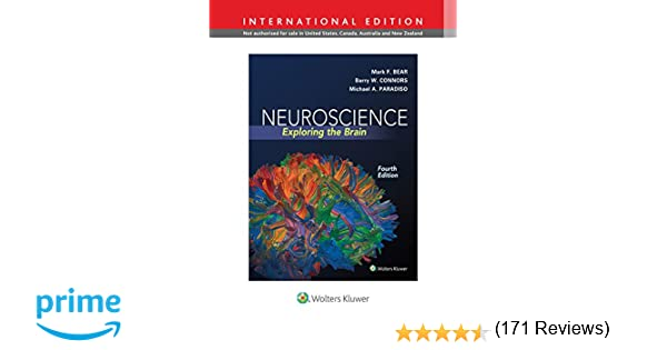 Neuroscience exploring the brain 9781451109542 medicine neuroscience exploring the brain 9781451109542 medicine health science books amazon fandeluxe Gallery