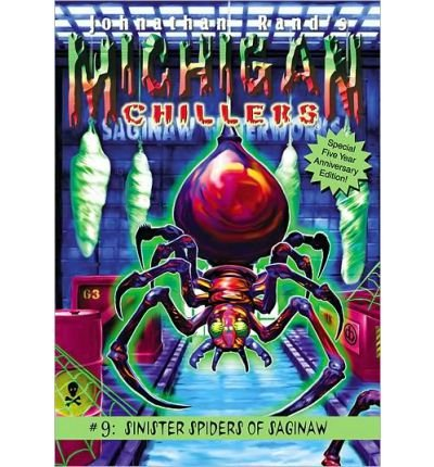 Top 1 best michigan chillers sinister spiders of saginaw 2019
