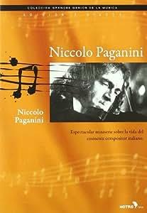 Niccolo Paganini (Edición especial) [DVD]