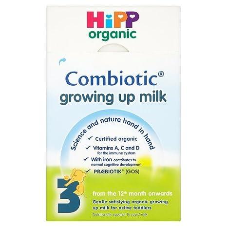 HiPP Organic Growing Up Milk, 600 g 105443967