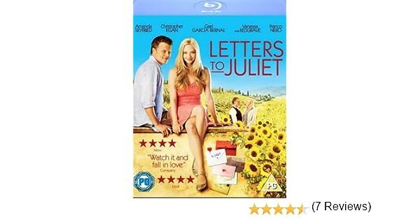 Letters to Juliet [Reino Unido] [Blu-ray]: Amazon.es: Amanda ...
