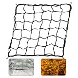 Flexible Net Trellis for Grow Tents, Fits 4×4 and More Size, Includes 4 Steel Hooks, 36 Growing Spaces Review