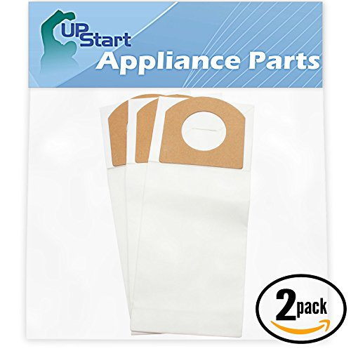 6 Replacement Type G Vacuum Bags for Dirt Devil - Compatible