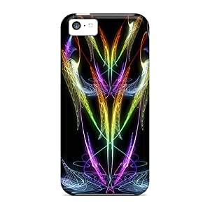 Iphone 5c Case, Premium Protective Case With Awesome Look - Chaoscope
