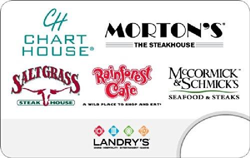 Landrys Multibrand $50 Gift Card (Giftcards Restaurants)