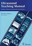 Ultrasound Teaching Manual, Hofer, Matthias, 3131110422