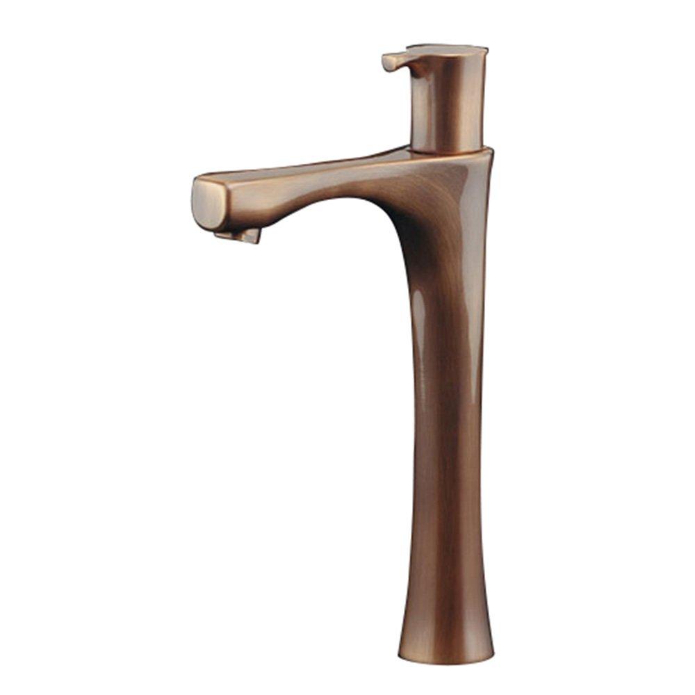 カクダイ 立水栓 トール OLDブラス 716-876-13 B01BL7ISE0 17154  オールドブラス