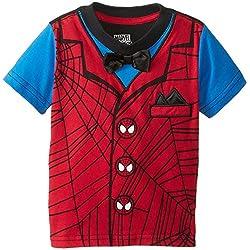 Marvel Comics Formal Spidey Spiderman T-shirt