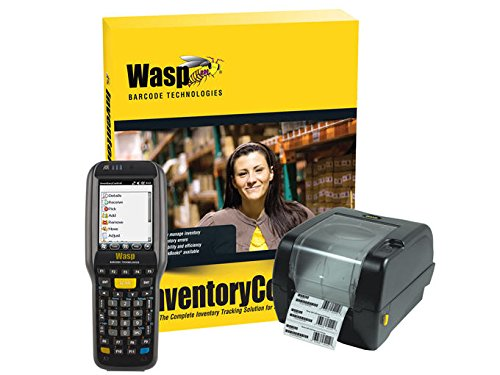 (Wasp Barcode Inventory Control RF Standard Inventory Tracking Solution with DT90 and WPL305-1 User)