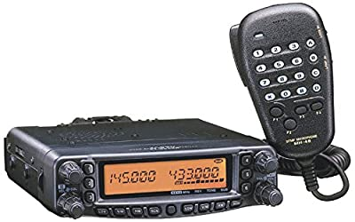 Yaesu Original FT-8900R 29/50/144/430 MHz Quad-Band FM Ham Radio Transceiver from Yaesu