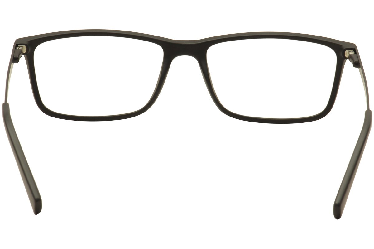 Exchange Armani 0 0 AX3027 óptico Full sol Rim Rectangular Negro ...