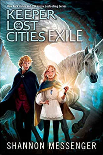 Exile (Keeper of the Lost Cities): Shannon Messenger: 9781442445970