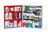 Medique Products 745ANSI Filled Three Shelf First Aid Kit