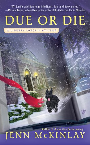 Due or Die (A Library Lover's Mystery Book 2)