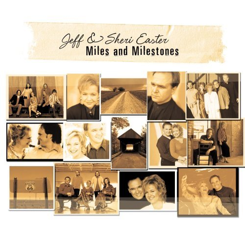 Miles & Milestones by Jeff Easter & Sheri (2009) Audio CD