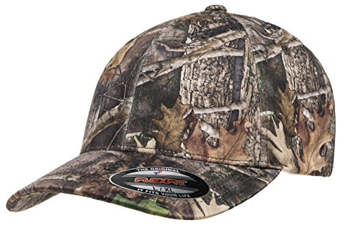 Flex Camo Cap Fit (Flexfit TrueTimber Kanati Camo Flex Fit Fitted Hat)