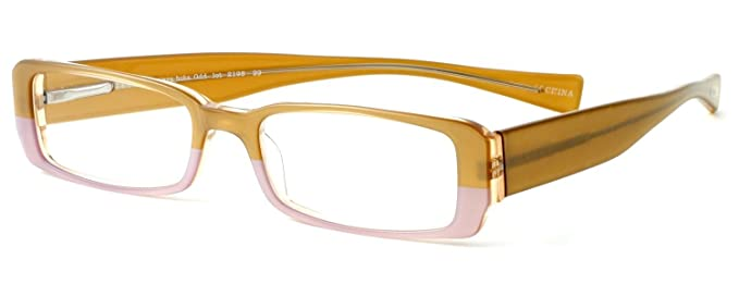 43f9b82123 EyeBobs 'Odd Lot' Reading Glasses 2198 in Gold & Pink (99) +1.00 ...