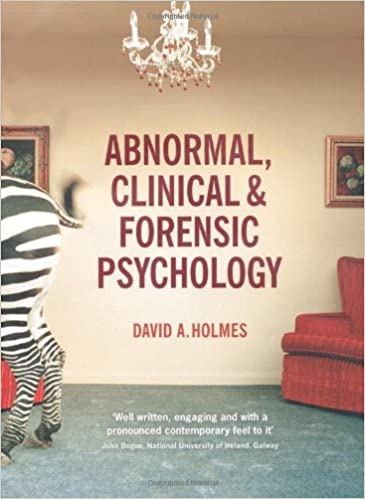 Amazon Abnormal Clinical Forensic Psychology Student