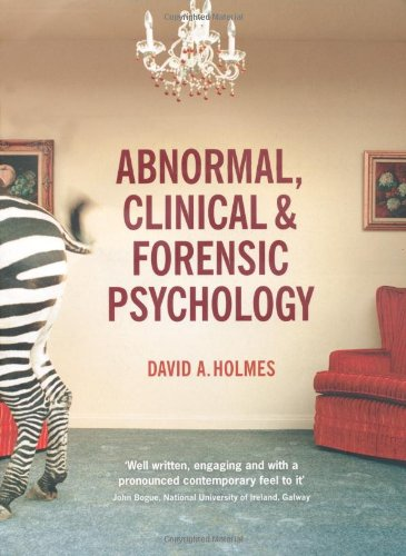 Abnormal, Clinical & Forensic Psychology + Student Access Card