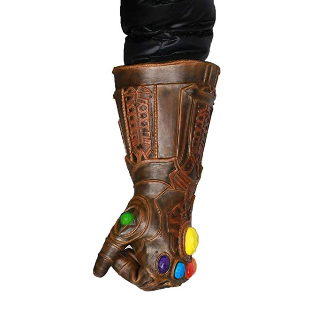Amazon.com: Halloween Avengers Infinity War Cosplay Thanos ...
