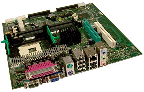 Dell Optiplex GX270 SFF P4 System Board (Dell Optiplex Gx270 Sff)