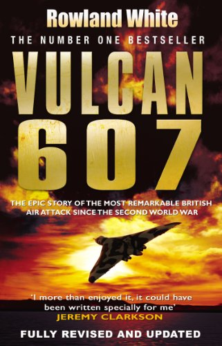 Vulcan 607 (English Edition) por [White, Rowland]