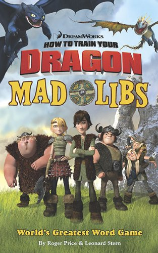 How to Train Your Dragon Mad Libs by Price Stern Sloan (Image #1)