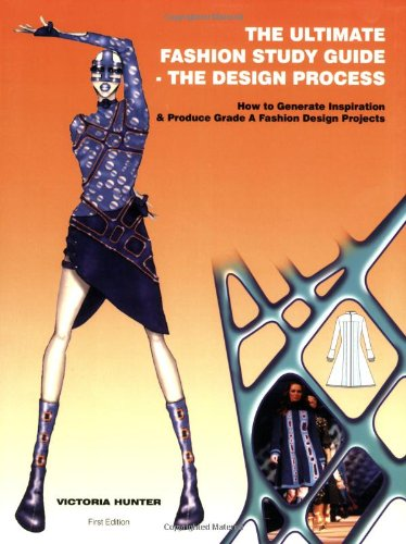 The Ultimate Fashion Study Guide  The Design Process--Book -