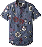 Quiksilver Mens Sunset Floral Short Sleeve