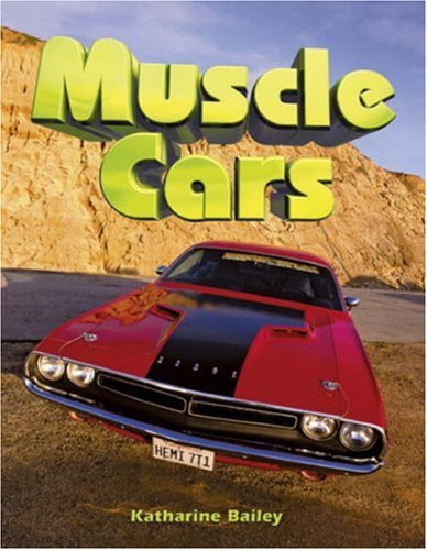 Download Muscle Cars (Automania!) ebook