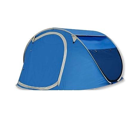 Tenda da spiaggia automatica pop up 3 4 persone anti uv da