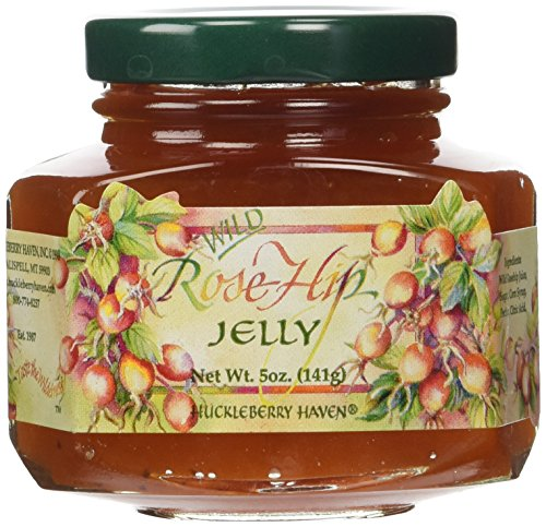 (Wild Rosehip Jelly, 5oz)