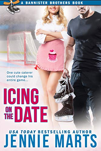Icing On The Date: A Bannister Brothers Book