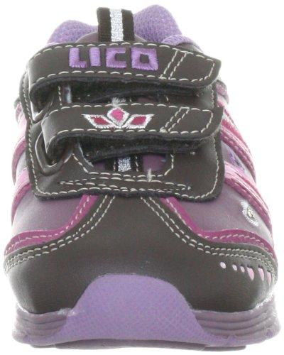 lila rosa Lico Mädchen Violett Fancy V 300060 braun Sneaker rzzwY8qW4