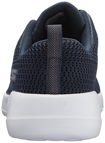 EU 36 Bleu White Go Femme Baskets Navy Walk Paradise Skechers Joy Yvq7xwUqz