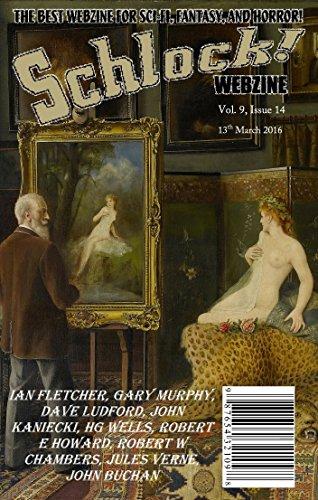 Schlock! Webzine Vol. 9, Issue 14
