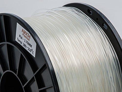AMX3d 1 75mm Transparent Translucent Filament product image