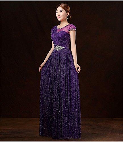 Drasawee Damen Damen Violett Kleid Damen Empire Empire Violett Drasawee Kleid Kleid Violett Empire Drasawee zqwFpn6Z