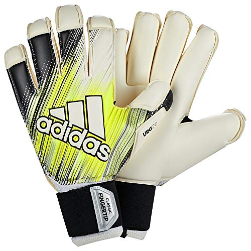 (adidas Classic PRO FINGERTIP Goalkeeper Gloves Iker Casillas 1999-2019 Retro Model)
