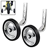 Utheing Bike Training Wheels, Heavy Duty Toddler Training Wheels for Bikes of 12 14 16 18 20 Inch