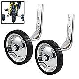 Utheing Bike Training Wheels, Heavy Duty Toddler Training Wheels for Bikes of 12 14 16 18 20 Inch
