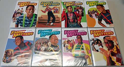 Family Matters DVD 8-Pack: Seasons 1-8 by Warner Archive Collection