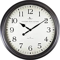 Round 20 in. x 20 in. Wall Clock