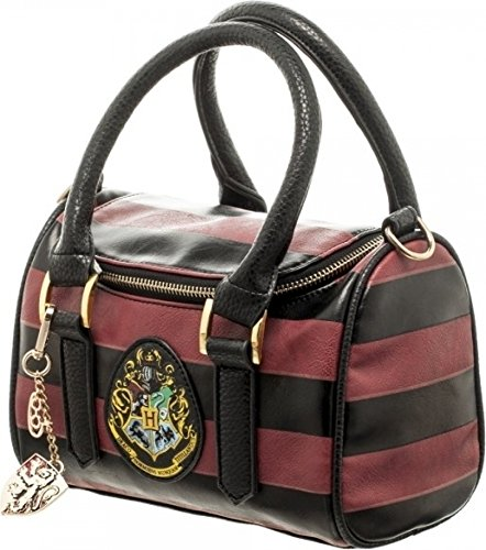 Price comparison product image Harry Potter Hogwart's Crest Mini Satchel Handbag with Charm
