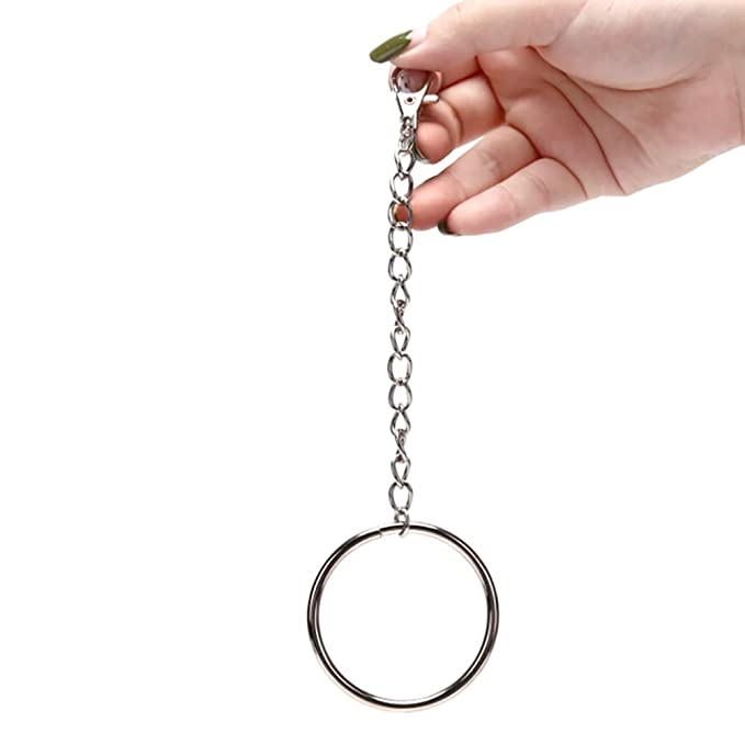 Amazon.com: Qingsi 1 Pack Single Ring Chain Biker Wallet ...