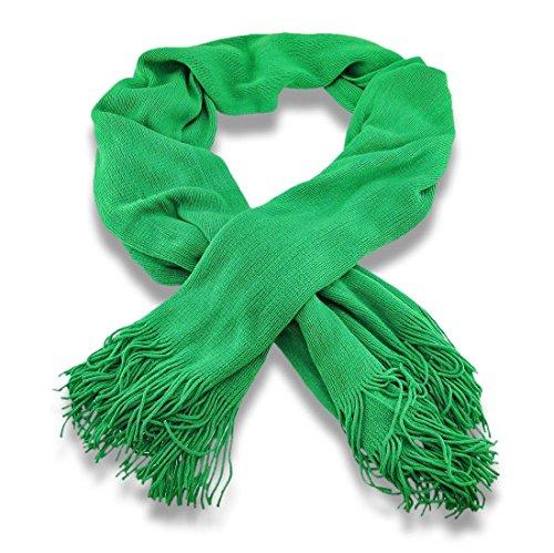 Zeckos, Borsetta da polso donna verde Green Taglia unica